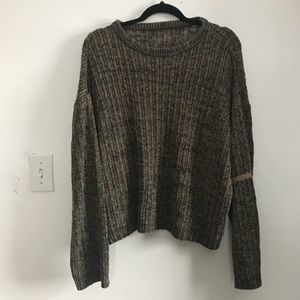 Cute Vintage Oversized Sweater